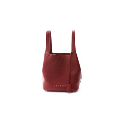 F/W picotan bag_RubyRed